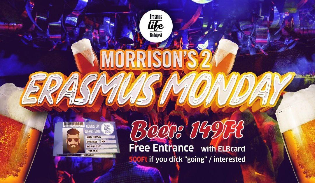 Erasmus Morrison's 2 Monday