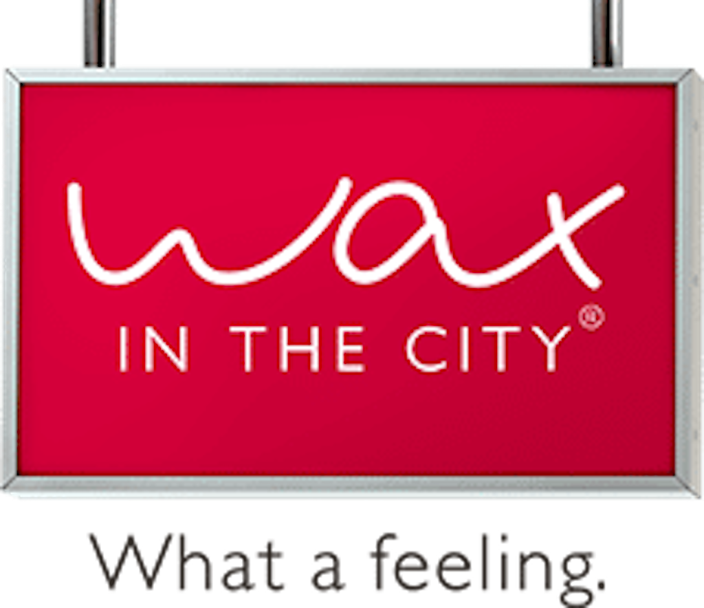 Wax in the City Logo.
