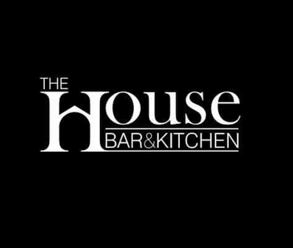 The House Bar & Kitchen Logo,