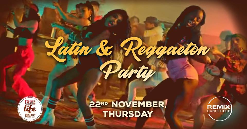 Latin & Regganeton Party