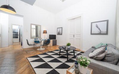 Apartment Mosonyi METRO 2 and 4 – DISTRICT 8.: