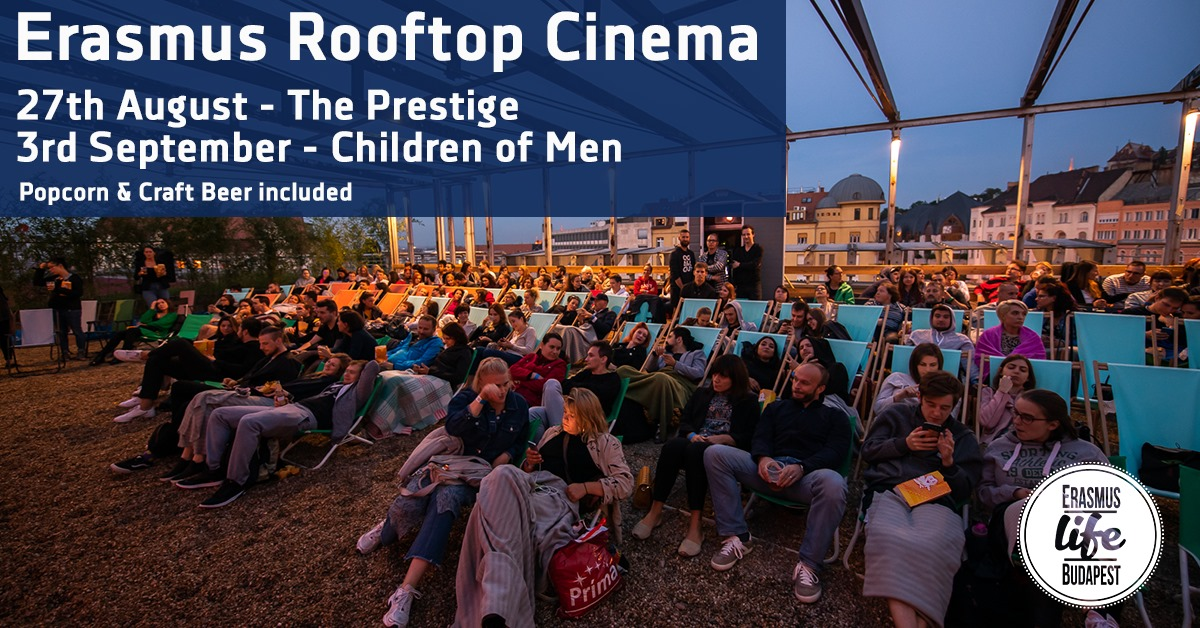 Erasmus Rooftop Cinema