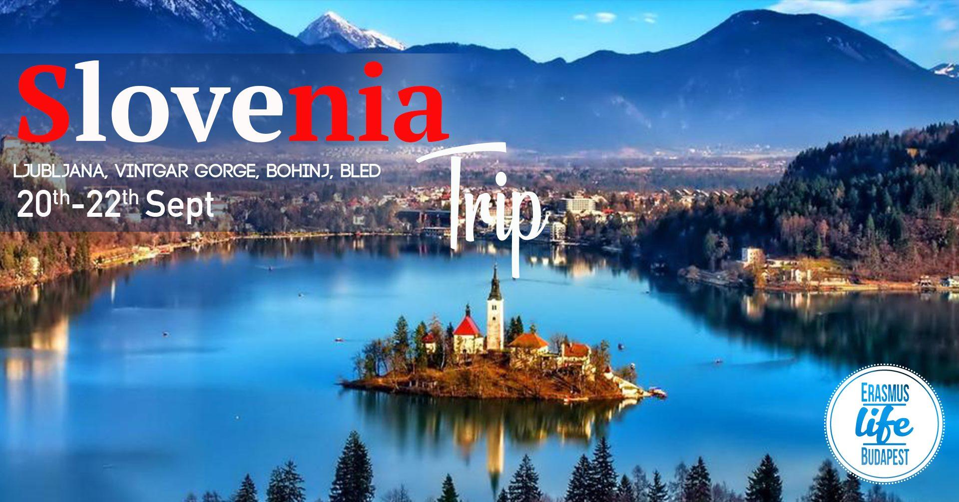 erasmus slovenia trip