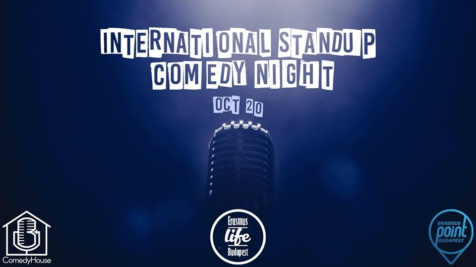 standup comedy night erasmus point